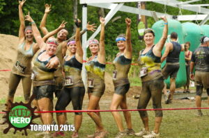 2015 Mud Hero Toronto North