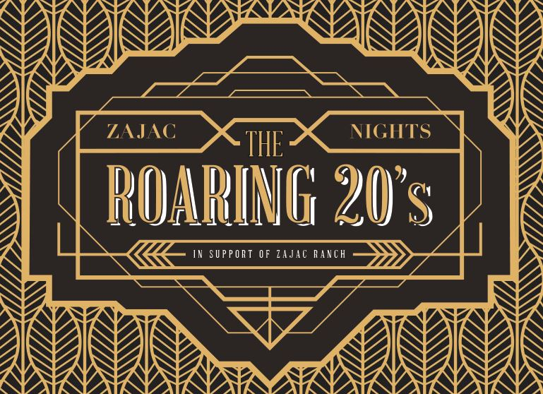 zajac nights is taking you back to the roaring 20 s on june 2 2017