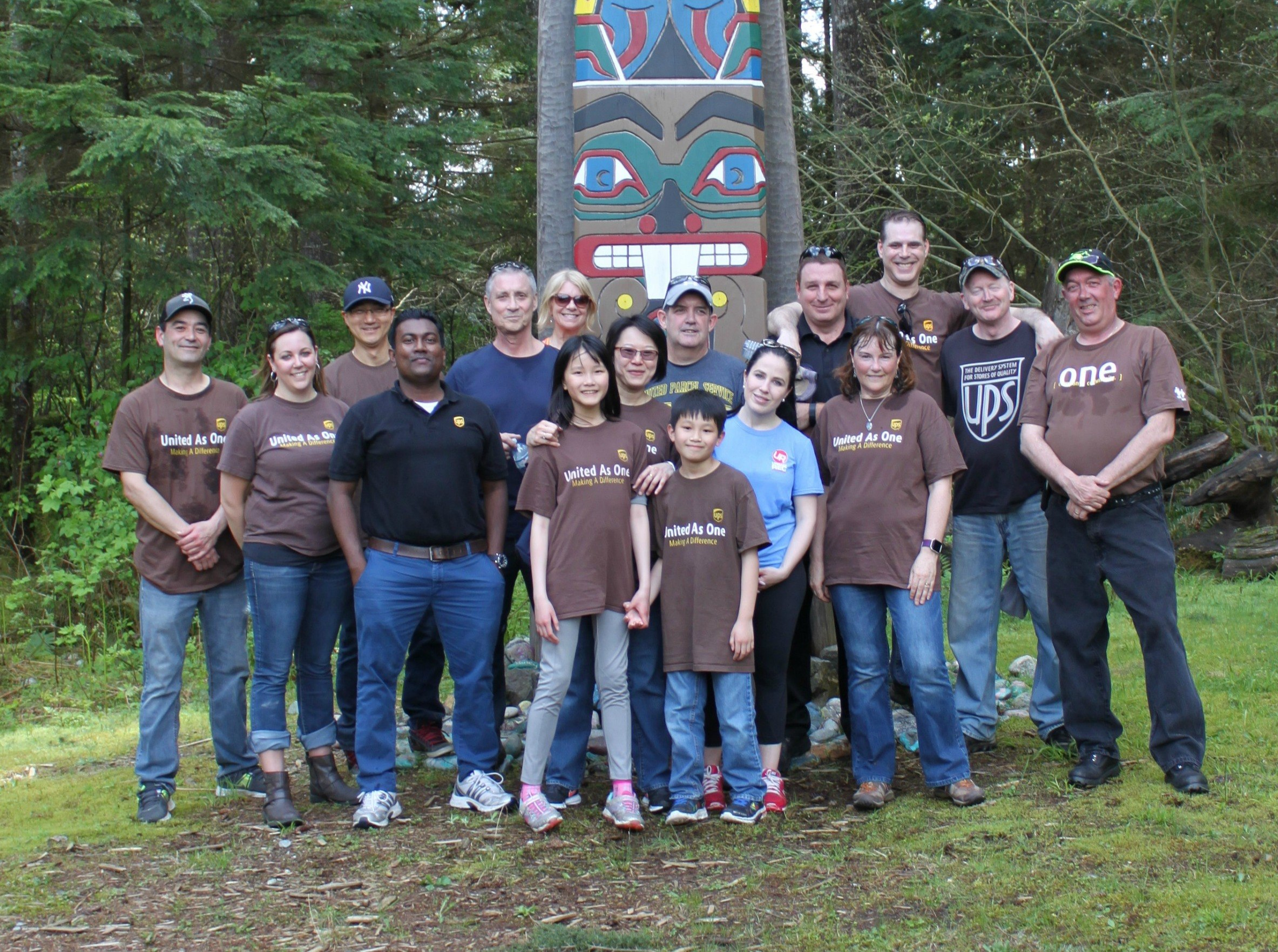 UPS Volunteer Group