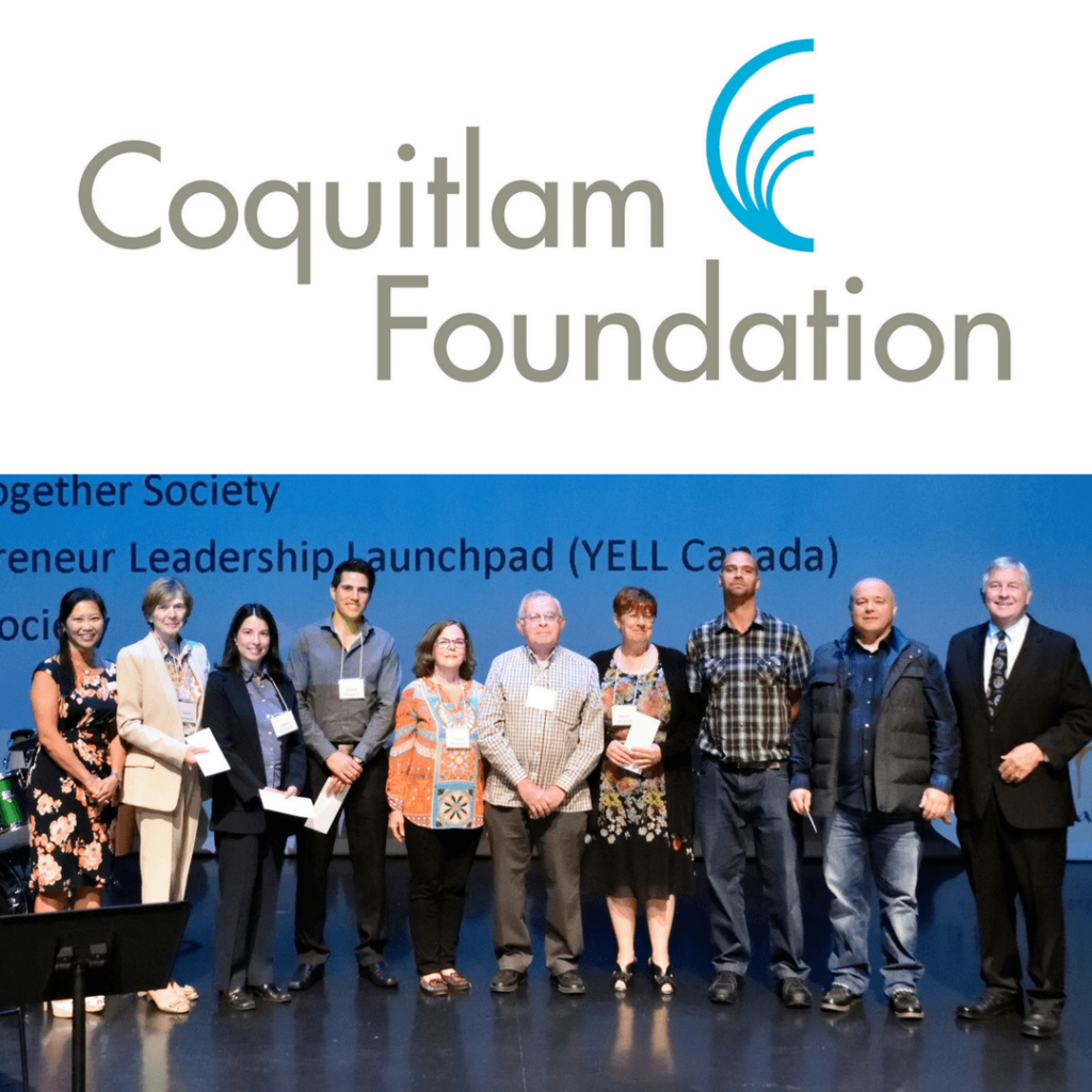 Coquitlam Foundation Grant Award